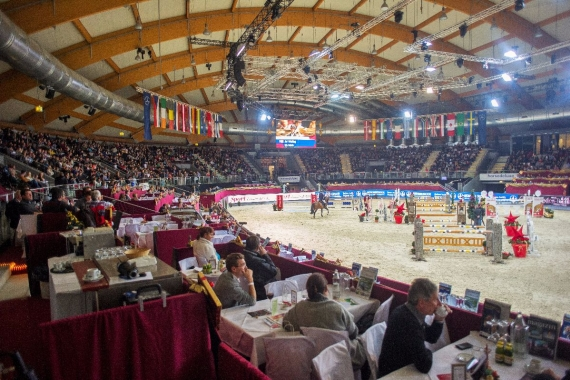 Weihnacht In Den Bergen Amadeus Horse Indoors 2018