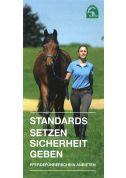 Standards setzen Sicherheit geben - Pferdeführerschein anbieten (Print)