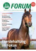 """PM-Forum Sonderheft """"Pferdehaltung"""""""